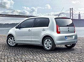 Škoda Citigo vyráží do světa, prodej v Evropě zahájen