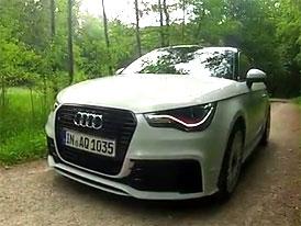 Video: Audi A1 Quattro akceleruje na 259 km/h
