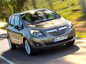 Opel Meriva: Nový automat, i s benzinovým motorem
