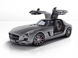 Mercedes-Benz SLS AMG GT: Ostřejší a rychlejší SLS