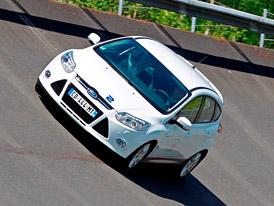 Litrový tříválec Ford překonal 16 rychlostních rekordů. Vážně