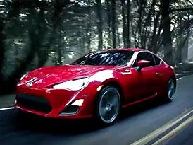 Video: Scion FR-S: Návrat sportovního vozu