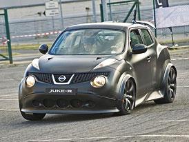 Řídili jsme divoký Nissan Juke-R