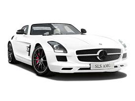 Mercedes-Benz SLS AMG Matt Special Edition: Matný racek pro Japonsko