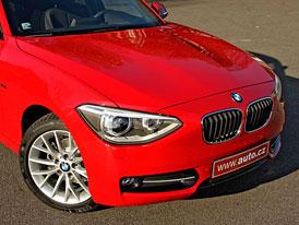 BMW �ady 1 s pohonem p�edn�ch kol u� letos?
