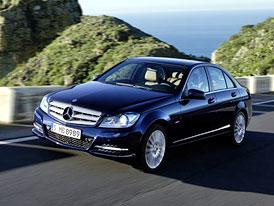 Mercedes-Benz nabídne motor 1,6 turbo i ve třídě C