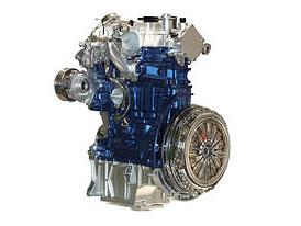 EcoBoost 1,0 l od Fordu je motorem roku 2012