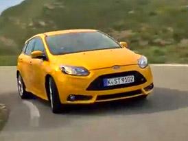 Ford Focus ST nabídne 360 Nm díky overboostu (video)