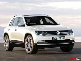 VW Tiguan: Modul�rn� n�stupce p�ijde za dva roky