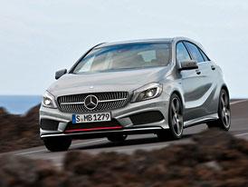 Mercedes A 45 AMG: Rázná odpověď na Audi RS3