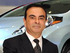 Šéf Nissanu: Evropský trh bude stagnovat tři až čtyři roky