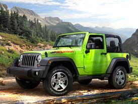 Nové Jeepy pro Evropu: Grand Cherokee S, Wrangler Mountain a Compass Black