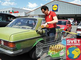 Seriál o spotřebě: Lze jezdit na rostlinný olej?