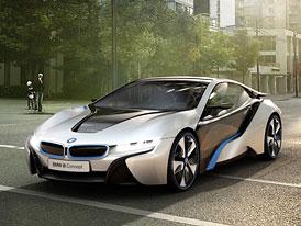 Elektrické BMW i8 bude opravdu stát 100.000 eur