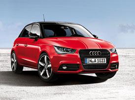 """Audi A1 v """"zesílené"""" edici Amplified"""