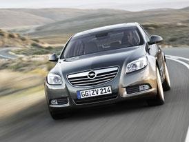 Opel chystá pro Insignii zcela nový turbodiesel 1,6 l