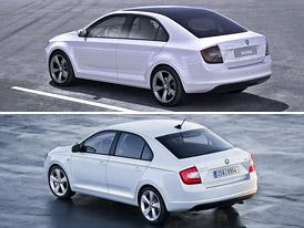 Jak se odhalovala Škoda Rapid?
