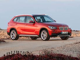 BMW X1 po faceliftu: Kompletní technické údaje