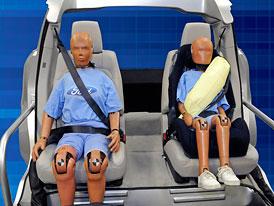 Příští Ford Mondeo dostane nafukovací pásy