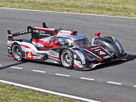 Audi v Le Mans: 10 zajímavých čísel
