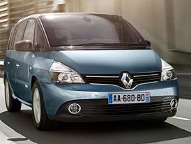 Renault Espace: Facelift s novou přídí a úspornějšími motory