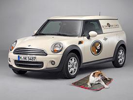 Mini Clubvan: Stylová dodávka v sériové podobě