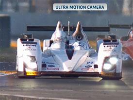 Video: Senzační zpomalené záběry z Le Mans