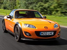 Měla by Mazda vyrábět MX-5 GT Concept se 153 kW?