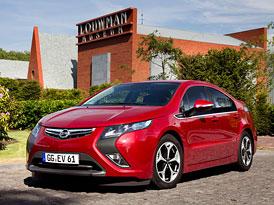 Nejprod�van�j�� elektromobil v Evrop�? Opel Ampera