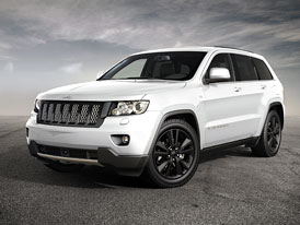 Jeep jen pro Evropu: Grand Cherokee S-Limited