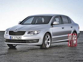 Auto Tip: Superb dostane facelift, ale revoluci ne�ekejte