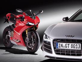 EK schválila převzetí Ducati automobilkou Audi