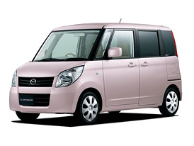 Mazda Flairwagon: Městská krabička, která má šmrnc