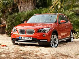 BMW hl�s� 300.000 prodan�ch X1