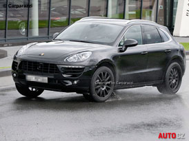 Spy Photos: Porsche Macan