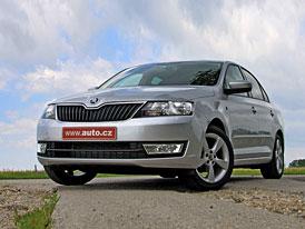 Škoda Rapid 1,2 TSI: Jak jezdí?
