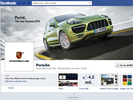 Autonews: Automobilky milují Facebook, ale vydělat na něm neumějí