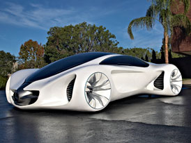 Automobilový futurismus – Vizionáři včera a dnes