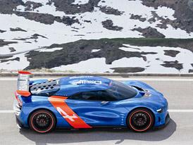 Renault hledá partnera pro výrobu Alpine A110-50 + video