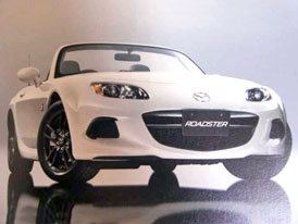 Nesmrtelná Mazda MX-5: další facelift na obzoru