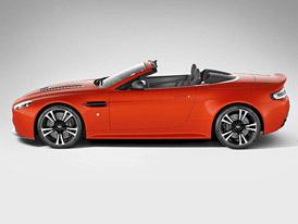 Aston Martin V12 Vantage Roadster: Prvn� fotografie