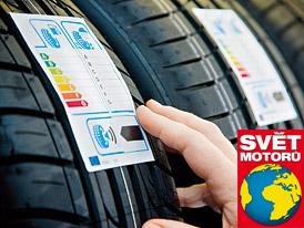 Štítkování pneumatik: Pomoc, nebo buzerace výrobců?
