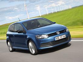 VW Polo Blue GT: Čtyřválcový dvouválec