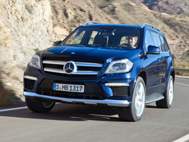 Nový Mercedes GL: Ženich s bohatou výbavou
