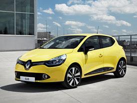 Renault Clio IV přijíždí s novým designem a novým tříválcem