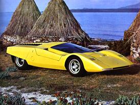 10 pozoruhodných automobilů  karosárny Pininfarina