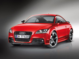 Audi TT S line competition: Pakety S line za zvýhodněnou cenu