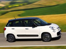 Fiat 500L: Technick� data, rozs�hl� fotogalerie a s�rie vide�