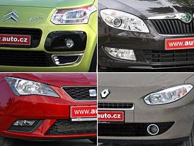 Úsporné auto do 300 tisíc: Co bychom si koupili my?