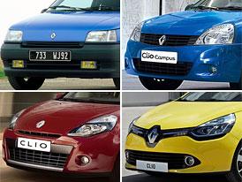 Renault Clio a nový tvarový směr francouzské značky – galské proměny